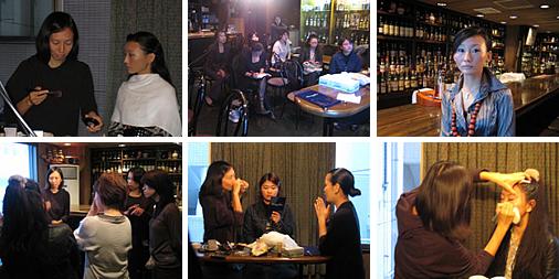 千葉県支部2009年11月15日メイクアップセミナー