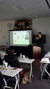 横浜支部 活動報告:ウイスキーアンバサダーの蓑輪陽一郎氏セミナー