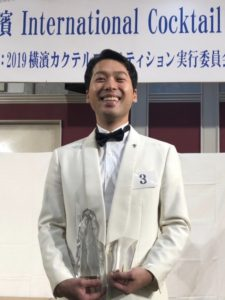 横濱インターナショナルカクテルコンペティション2019